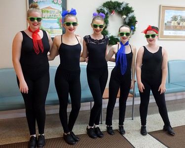 Dance Trends Holiday Show 2015!