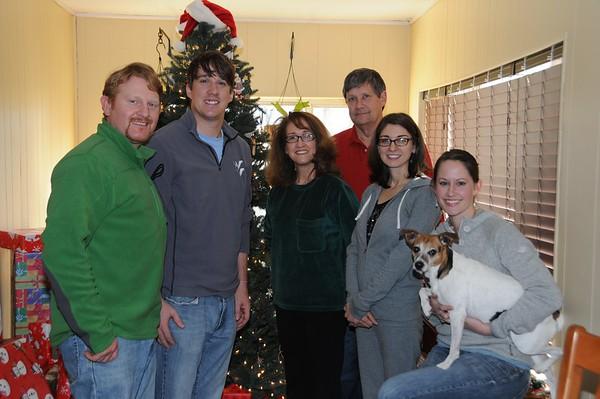 Mauser Family 2011-12