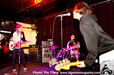 Guttermouth - The Queers - Blockage - SideKick - Majorelle - at Webers - Reseda, CA - October 4, 2012
