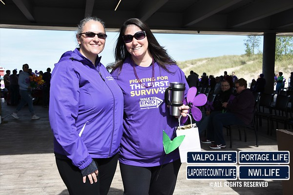 Michigan City Walk to End Alzheimers 2019