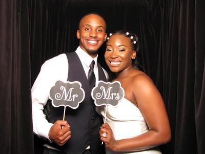 Brittany & Clifford's Wedding