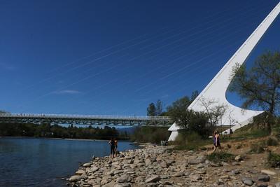 Sundial Bridge (Redding, Ca)