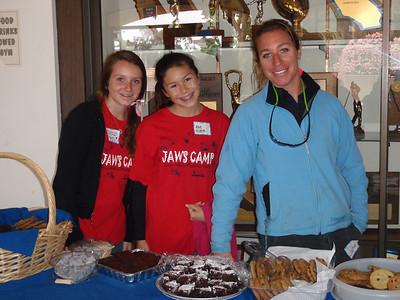 Jaws Camp Food Services 2009