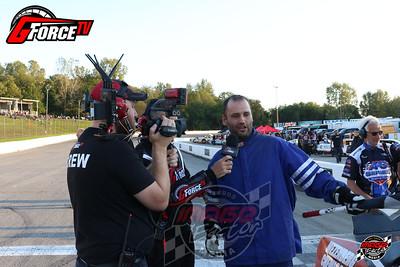 Delaware Speedway - GForceTV-  September 25th