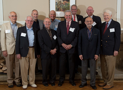 Class of 1955 - 60th Reunion Dinner