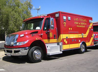 Emergency Vehicles From Other States