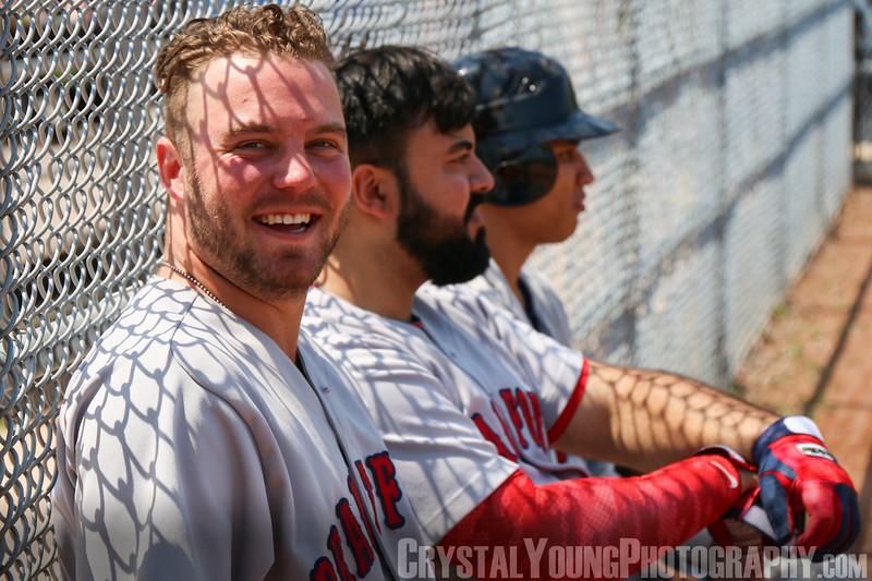 Brantford Red Sox at Burlington Herd June 10, 2017