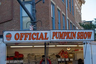 Pumpkin Show 2019 Preview