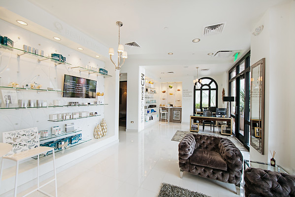 MD SKIN LOUNGE | Jacobi Interiors