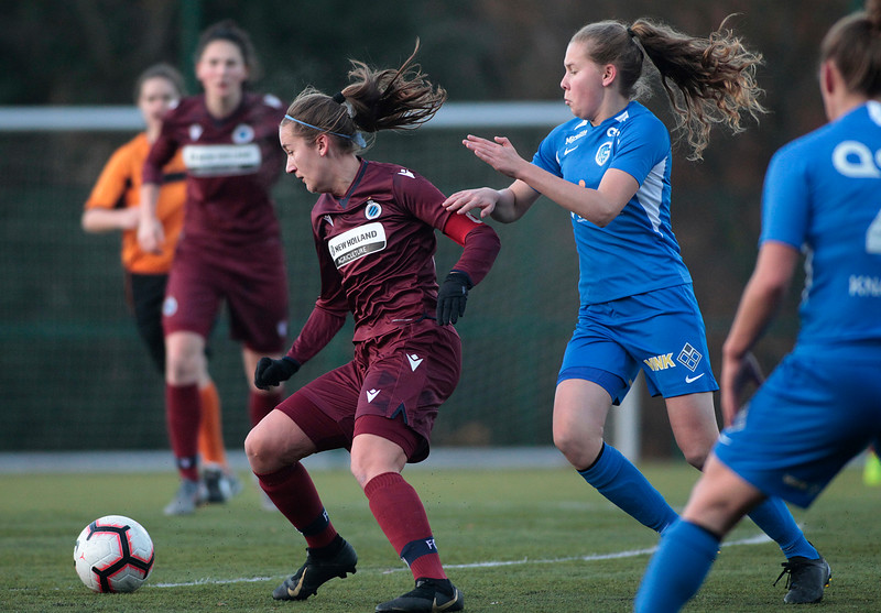 KRC Genk Ladies - Club Brugge Vrouwen