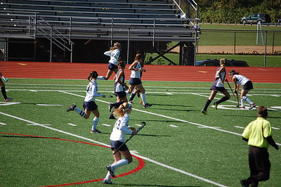 Hudson Field Hockey vs. Thomas Worthington