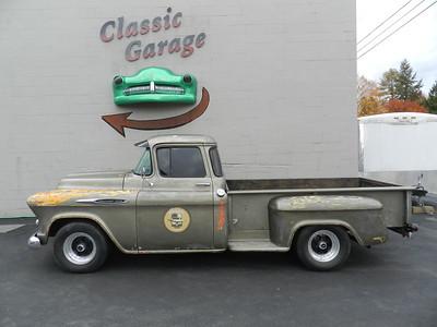 1957 Chevrolet Pick Up - Tony Zanetti