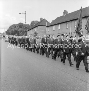 Bucks Battalion Old Comrades Parade, Sep 21st 1968
