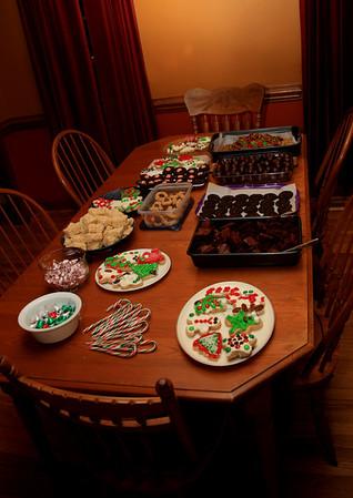 4th Annual  Cookie Baking Team