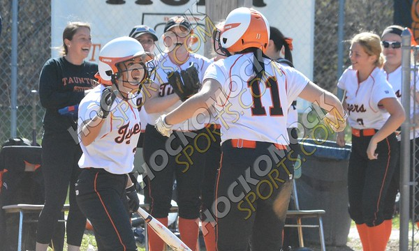 Taunton - King Philip Softball 4-27-16
