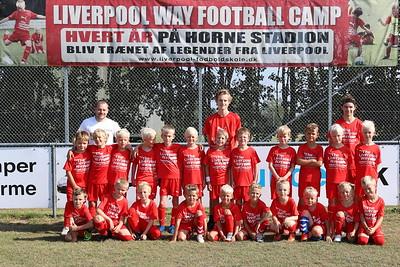 Liverpool Way Football Camp 2019 Hold