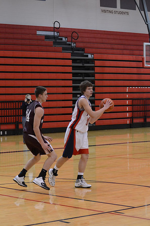 Res Boys Basketball vs Waverly 1-12-12