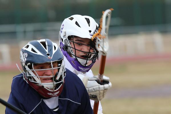LaCrosse Varsity Boys 20 Mar 2015