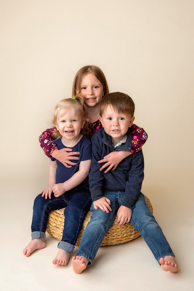 CHILD MINI SESSIONS-Ava, Bobby and Lily [For Chelsey]