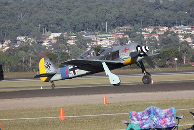 Wings Over Illawarra 2017