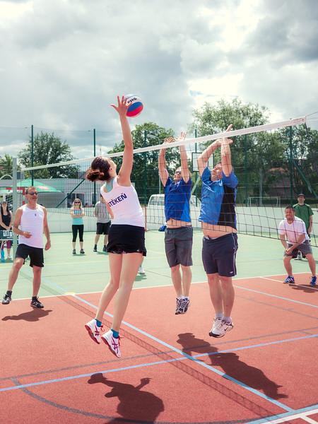 Volejbalový turnaj Čejetice