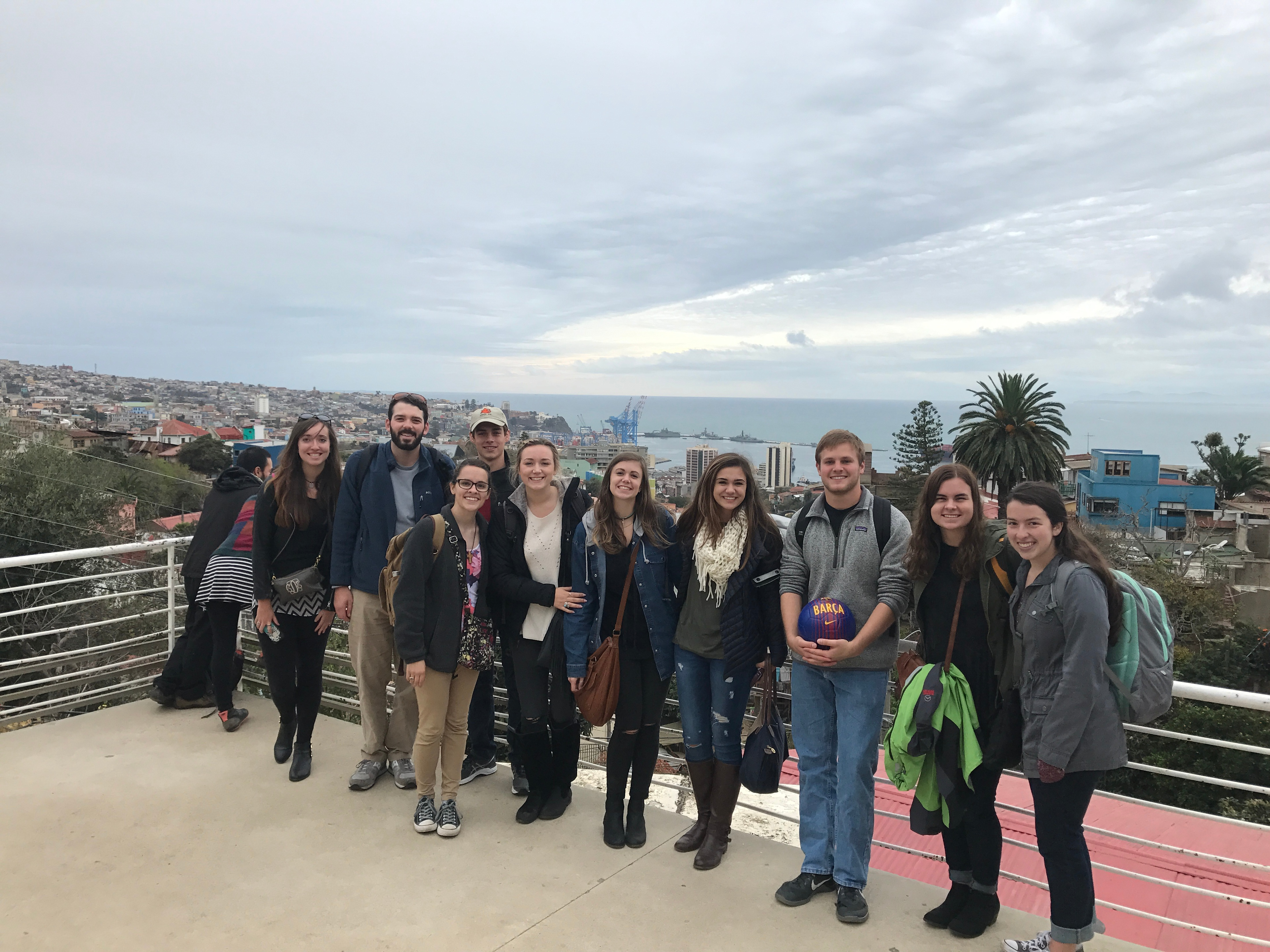 Image for Virtual Chile study abroad program provides eye-opening experience