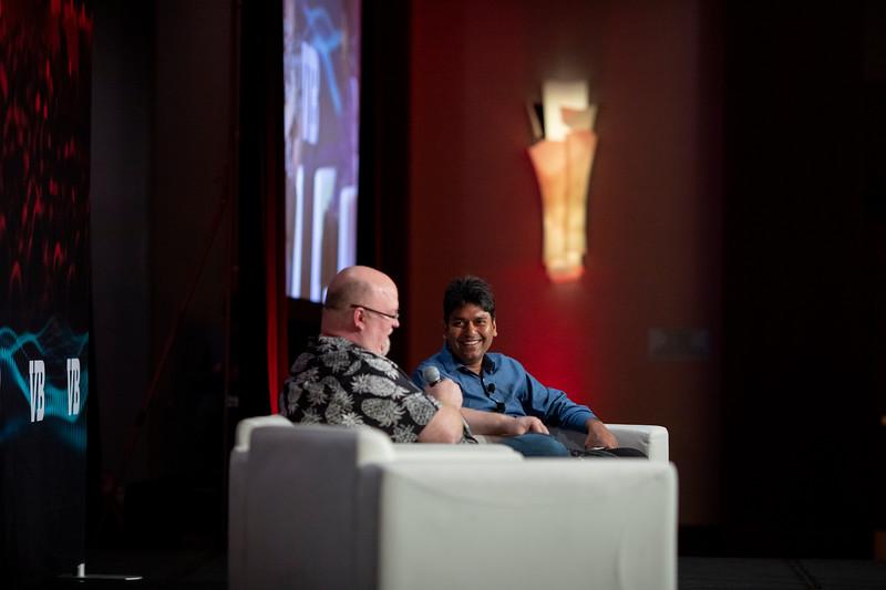 #VBTransform @VentureBeat  Kevin Scott, EVP & CTO, Microsoft  Moderator: Deepak Agarwal, VP of Artificial Intelligence, LinkedIn  Fireside Chat