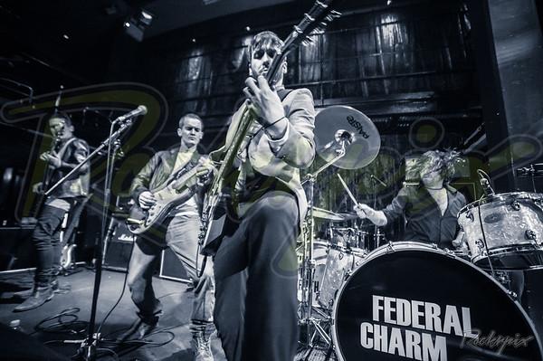 Federal Charm - Jazz Cafe