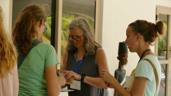 2019 Ghana Retreat   Retreat Volunteer Staff and Attendees