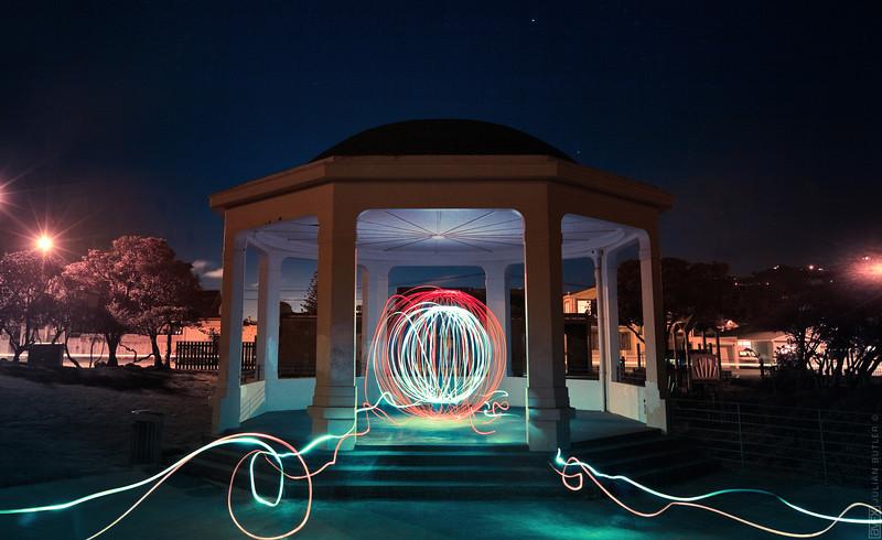 Rotunda After Dark
