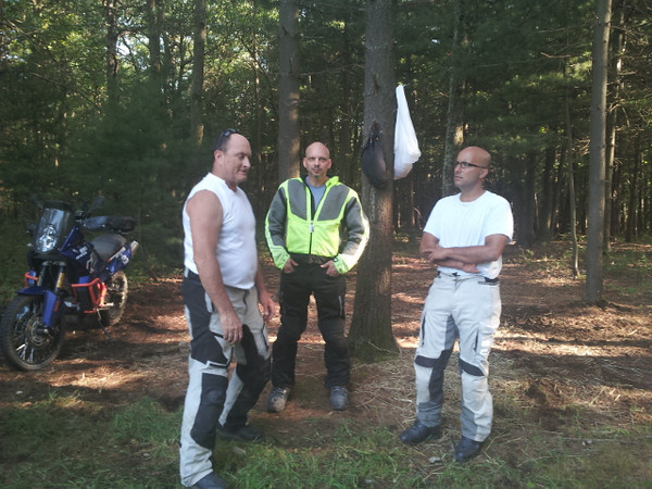 2012 Michaux Dual Sport Ride