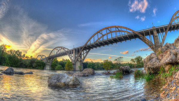 Rainbow Bridge - Cotter, AR