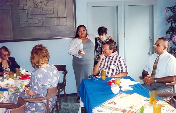 May 1999 Sac Behavioral Banquet