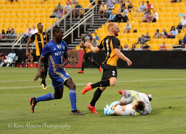 Charleston Battery vs Charlotte Independence May 5 2018