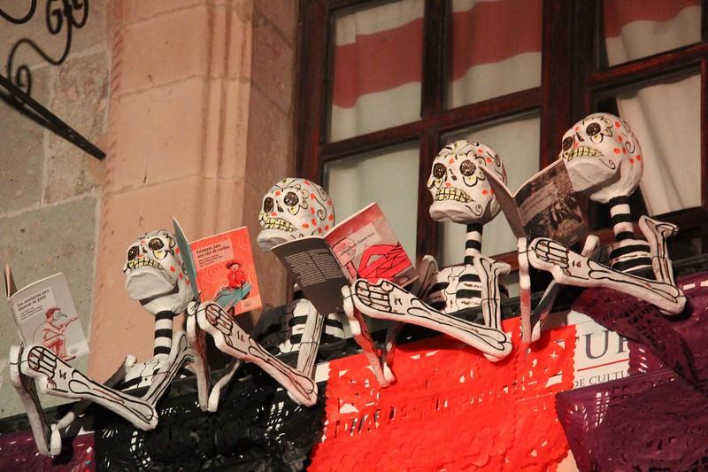 Reading Skeletons