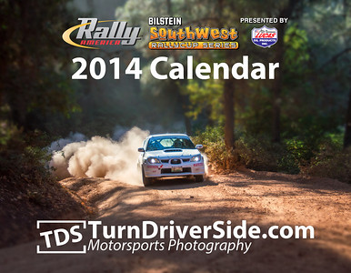 2014 SWRC Calendar