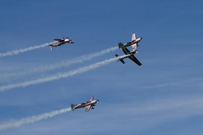 Blades Aerobatics Team
