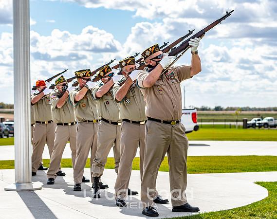 Fargo Memorial Honor Guard