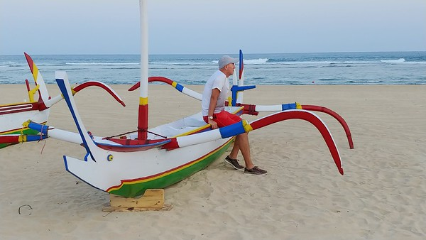 Ayodya Beach Club, Bali