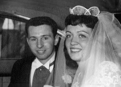 Mr. & Mrs. John Michael Hanlon