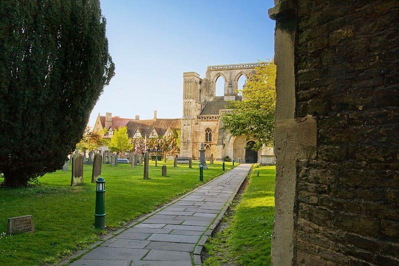 The Abbey, Malmesbury,Wiltshire