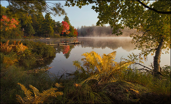 Wisconsin Northwoods Landscapes Color