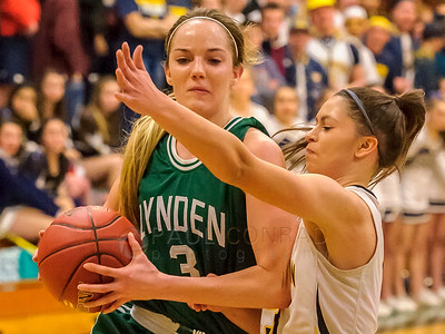 Burlington-Edison defeats Lynden Girls 54 to 50