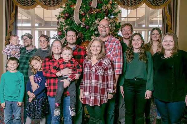 Polcyns & Family Christmas Session