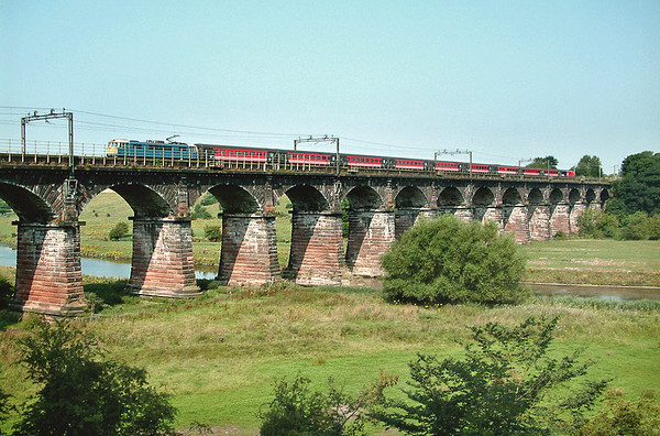 6th August 2003: Daresbury and Dutton Viaduct