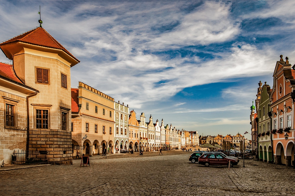 Telč, Czech Republic