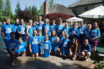 Baptism-Club 56 - May 6, 2012