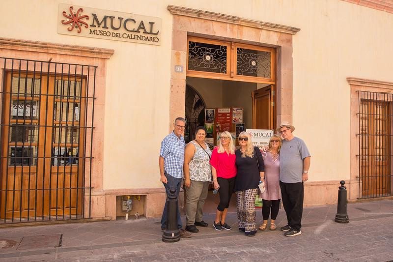 MUCAL, Dave Millers Mexico