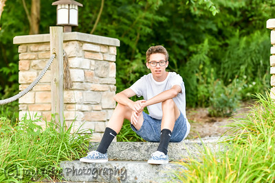 August 13, 2018 - Brads Senior Photos Second Session