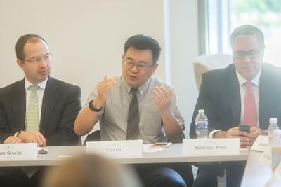 2016-09-23 DC - USA BR Trade Seminar @ American University Law